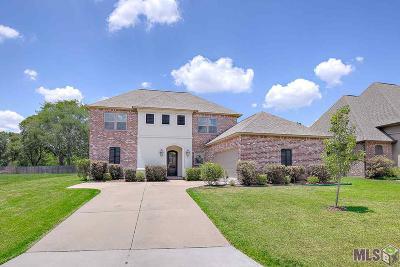 Prairieville Single Family Home For Sale: 36174 Bluff Meadows Dr