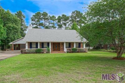Denham Springs Single Family Home For Sale: 7957 Darlene Ave