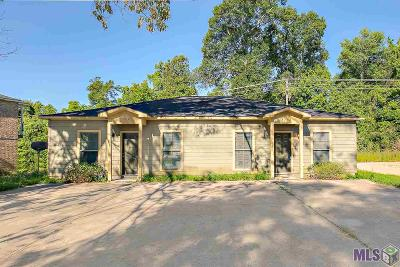 Baton Rouge Multi Family Home For Sale: 3512/3514 Yorkfield Dr
