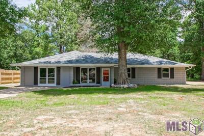 Denham Springs Single Family Home For Sale: 10709 Sherri Ln