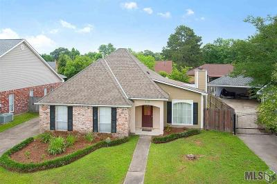 Baton Rouge Single Family Home For Sale: 13425 Parwood Ave