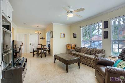 Baton Rouge Condo/Townhouse For Sale: 710 E Boyd Dr #902