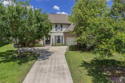 Prairieville Single Family Home For Sale: 16467 Hardwood Dr