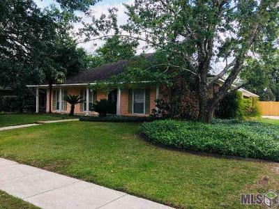 Baton Rouge Single Family Home For Sale: 937 Shady Glen Dr
