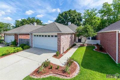 Baton Rouge Single Family Home For Sale: 9362 Pecan Tree Dr