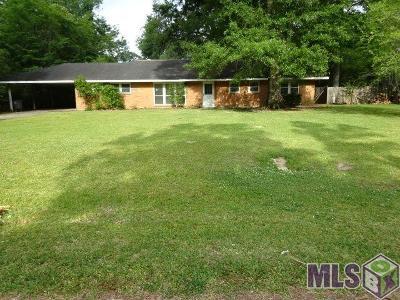 Baton Rouge LA Single Family Home For Sale: $93,060