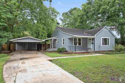 Baton Rouge Single Family Home For Sale: 5456 N Afton Pkwy