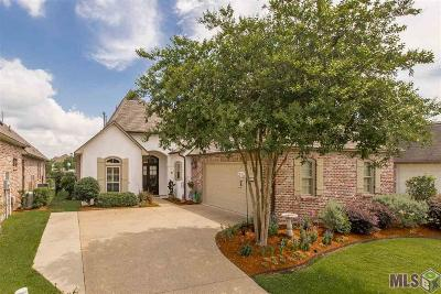 Baton Rouge LA Single Family Home For Sale: $596,900