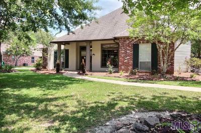 Baton Rouge LA Single Family Home For Sale: $449,000