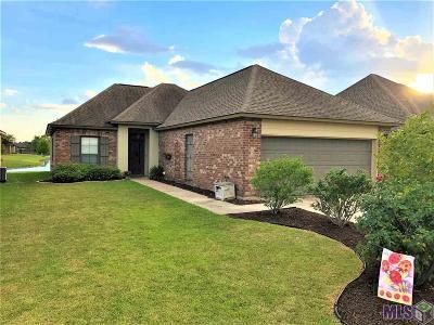 Baton Rouge LA Single Family Home For Sale: $203,000