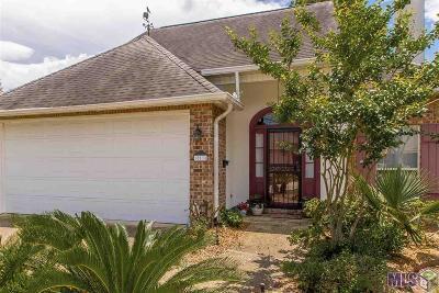 Baton Rouge LA Single Family Home For Sale: $269,000