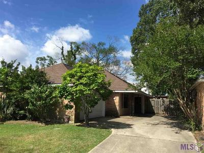 Baton Rouge Single Family Home For Sale: 1564 W Fairview Dr