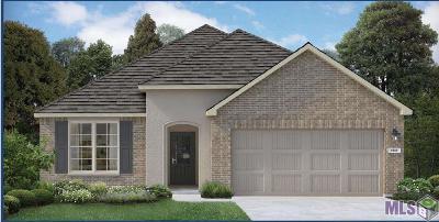 Gonzales Single Family Home For Sale: 7569 Cherrybark Oak Dr
