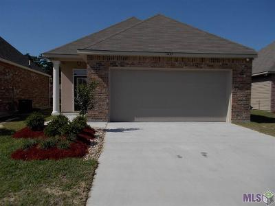 Denham Springs Single Family Home For Sale: 11427 Rossow Ct