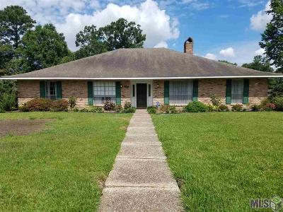 Baton Rouge LA Single Family Home For Sale: $289,900