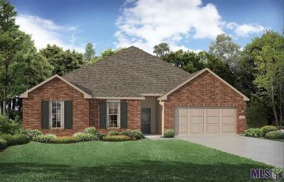 Gonzales Single Family Home For Sale: 7593 Cherrybark Oak Dr