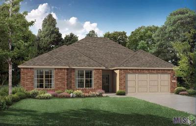 Gonzales Single Family Home For Sale: 7585 Cherrybark Oak Dr