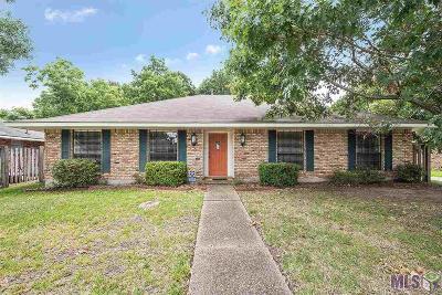 Baton Rouge LA Single Family Home For Sale: $212,900