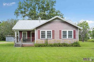 Zachary Single Family Home For Sale: 9945 Greenwell Springs-Port Hudson Rd