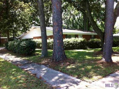 Port Allen Single Family Home For Sale: 508 Calendula St