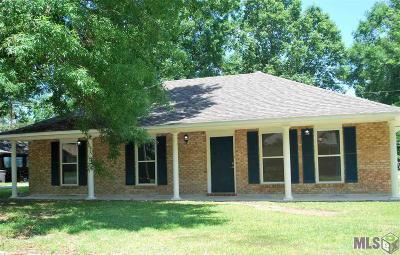 Baton Rouge LA Single Family Home For Sale: $184,900