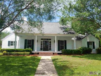 Baton Rouge Single Family Home For Sale: 17853 Prestwick Ave