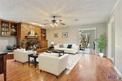 Brusly Single Family Home For Sale: 2515 Live Oak Dr