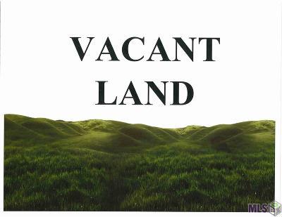 Denham Springs Residential Lots & Land For Sale: 6 Acres Lockhart Rd