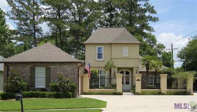 Baton Rouge Single Family Home For Sale: 17959 Pecan Shadows Dr