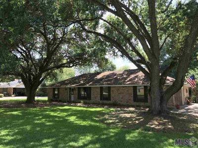 Zachary Single Family Home For Sale: 4918 Fennwood Dr