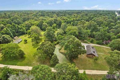 Denham Springs Residential Lots & Land For Sale: 8231 Lockhart Rd