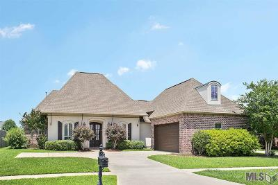 Zachary Single Family Home Contingent: 2013 Cypress Cove Ave