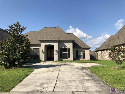 Zachary Single Family Home For Sale: 2293 Brush Creek Ct