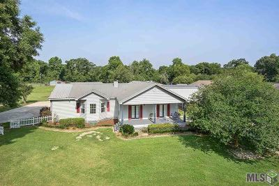 Baton Rouge Single Family Home For Sale: 3362 Valentine Rd