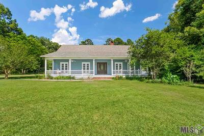 Prairieville Single Family Home Contingent: 17266 La Hwy 933