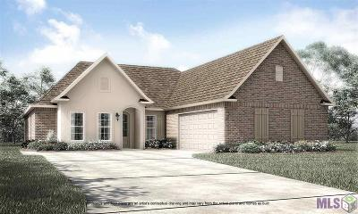 Prairieville Single Family Home Contingent: 39215 Water Oak Ave