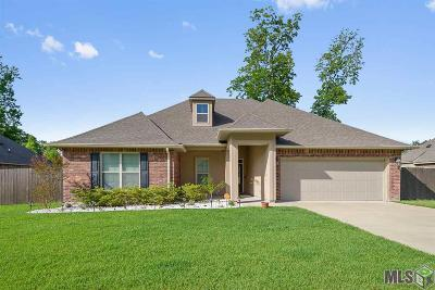 Brusly Single Family Home For Sale: 3345 Orleans Quarters Dr
