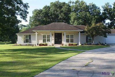 Prairieville Single Family Home For Sale: 42366 Jamie Rd