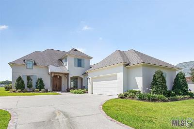 Baton Rouge Single Family Home For Sale: 2537 Tiger Crossing Dr