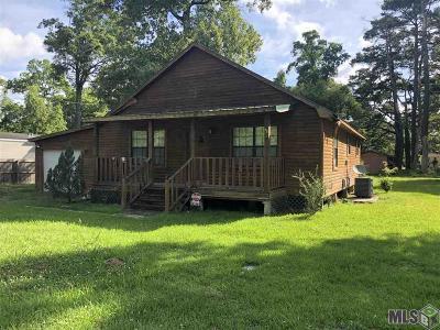 Denham Springs Single Family Home For Sale: 31070 Sweet Bay St