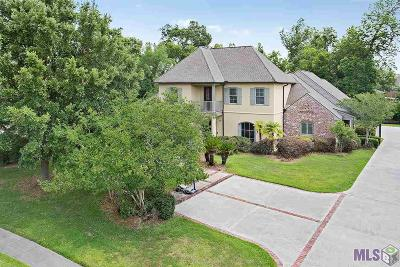 Baton Rouge Single Family Home For Sale: 13613 Paddington Ln