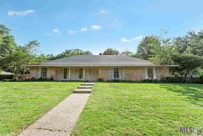 Baton Rouge Single Family Home For Sale: 1645 S Columbine St