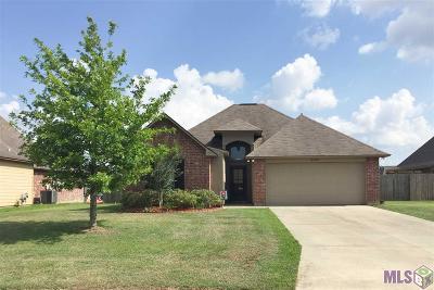 Prairieville Single Family Home For Sale: 41431 Hearthstone Ave
