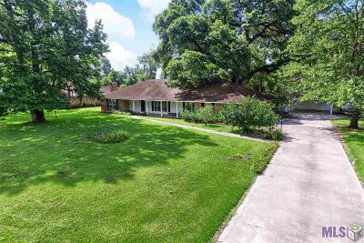 Prairieville Single Family Home For Sale: 38227 Monticello Dr