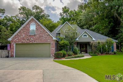 Prairieville Single Family Home For Sale: 38441 Sweet Magnolia Dr