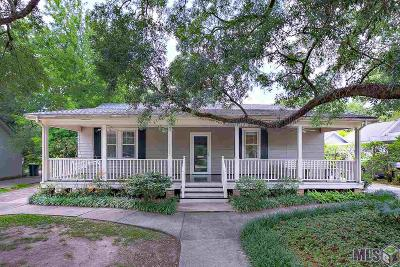 Baton Rouge Single Family Home For Sale: 1495 Stuart Ave