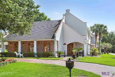 Baton Rouge Single Family Home For Sale: 2237 Dove Hollow Dr
