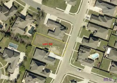 Baton Rouge Residential Lots & Land For Sale: 3316 Timber Grove Dr