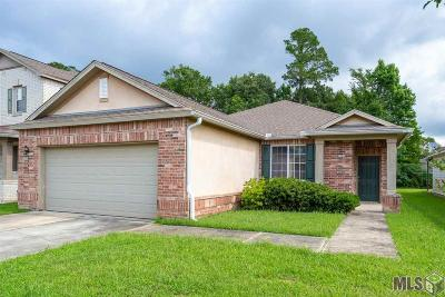 Baton Rouge Single Family Home For Sale: 13637 Brookview Ave