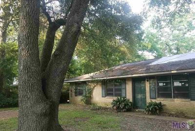 Zachary Single Family Home For Sale: 4866 June St